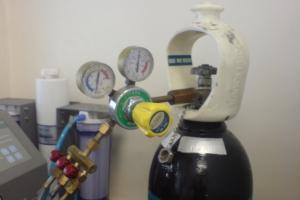 Certificato di acquisto per utilizzo di gas tossici
