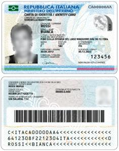 Carta d\'identità elettronica (CIE) | Sportello Telematico Unificato ...