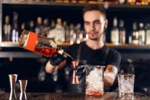 Vendita al minuto di alcolici