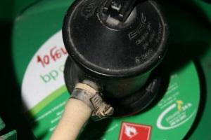 Installazione di depositi di gas di petrolio liquefatti
