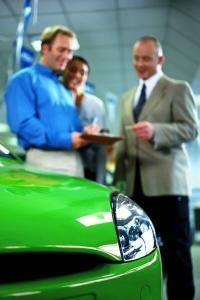 Autentica di firma del passaggio di proprietà di veicoli