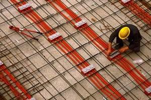 Opere di pavimentazione e di finitura di spazi esterni