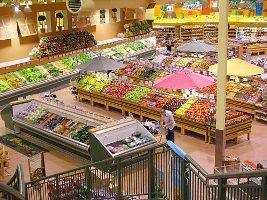 Commercio al dettaglio in sede fissa,  medie strutture di vendita